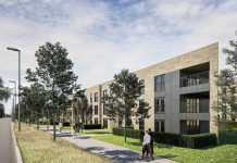 Housing development, Affordable homes, Cammo Estate