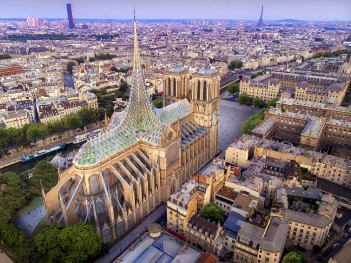 Vincent Callebaut, Notre Dame,