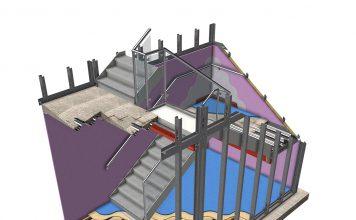 Metframe, voestalpine Metsec, design and construction