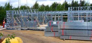 Light steel framing, BIM, Steel Construction Institute