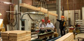 Cross Laminated Timber,