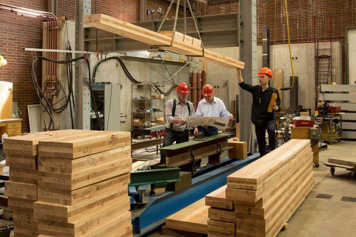 Cross Laminated Timber,