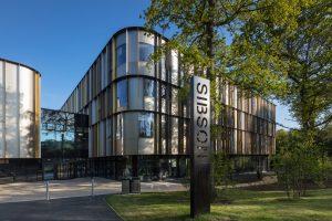 Sibson Building, BIM,