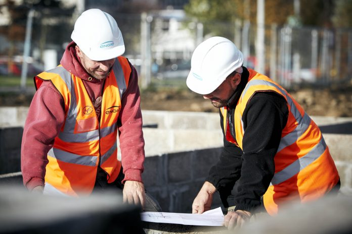 housing repairs, ENGIE contract