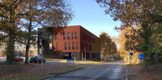 Medway Medical School, Willmott Dixon, University of Kent