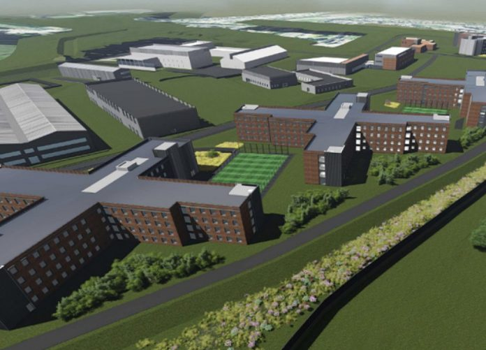 prison at Wellingborough, Kier, Prison Estate Transformation,