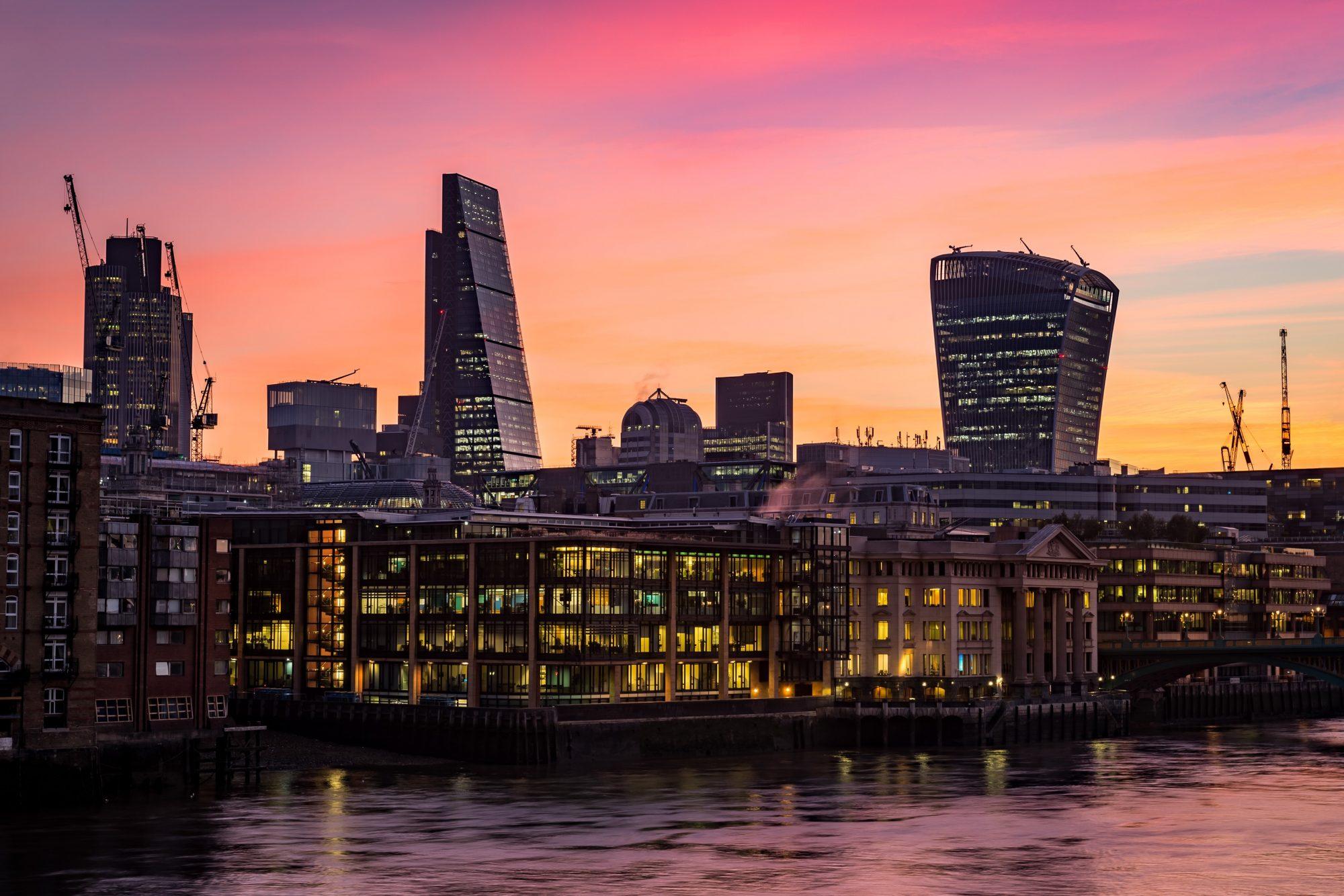 London Office Crane Survey,