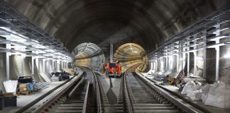 Crossrail project, The NAO,