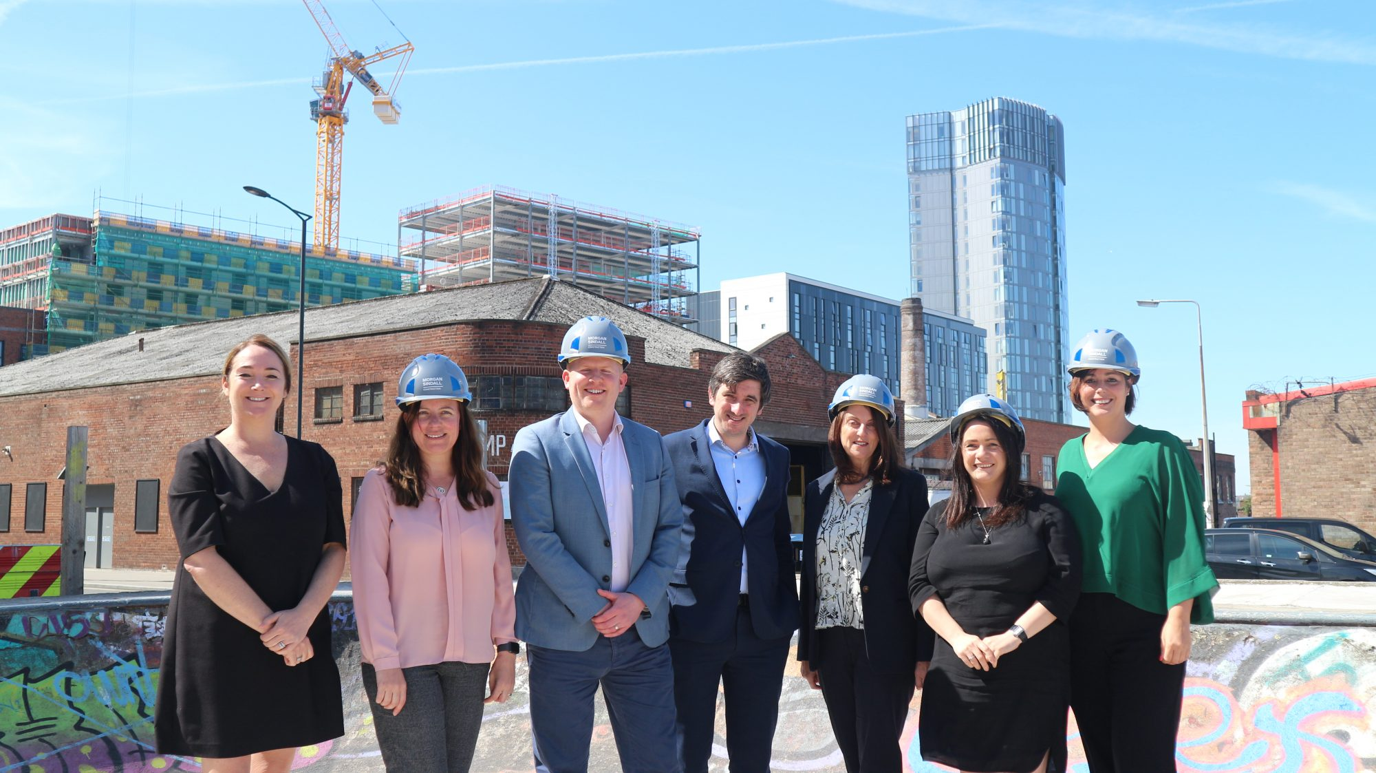 Partnership to tackle construction skills crisis in Liverpool