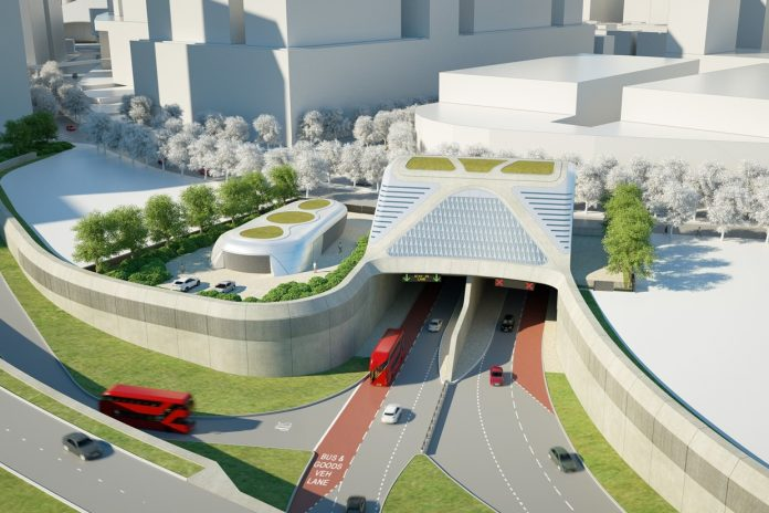 Silvertown Tunnel, Riverlinx consortium, TfL,