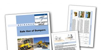 safe use of dumpers, SFPSG,
