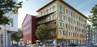 development projects, Skanska Sweden