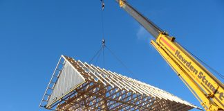 offsite construction, housing construction, timber frame,