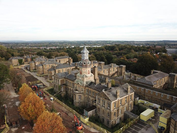 Cambridge Military Hospital, Aldershot Urban Extension, weston homes, grainger plc,