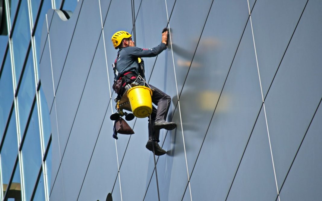 Working at height, Heightsafe, public works, health and safety,
