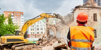 demolition, Channel 5 documentary,
