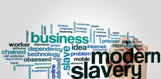 Modern Slavery Act, The Chartered Institute of Building