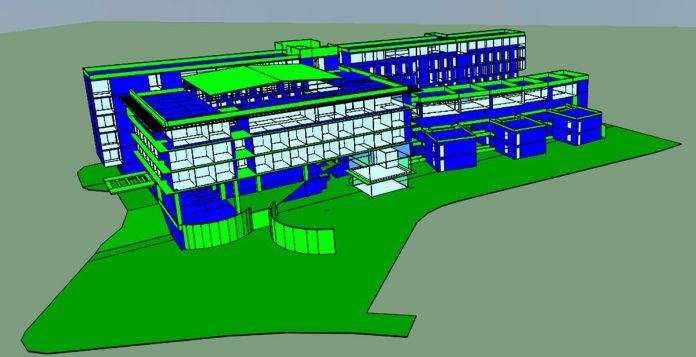 EcoCampus, masterplanning, building performance,