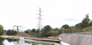 Leeds Flood Alleviation Scheme, BMMjv,