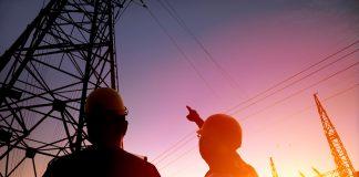 littlebrook power station, high-voltage substation,
