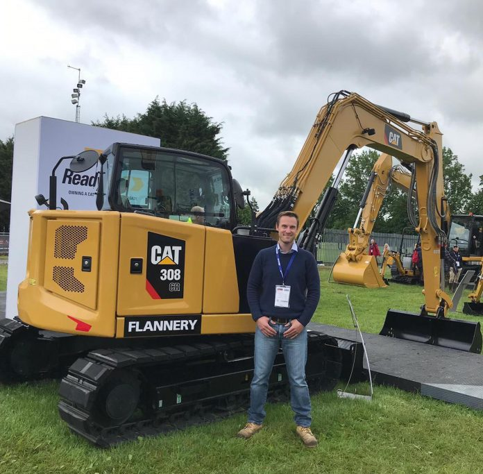 Cat machines, flannery,