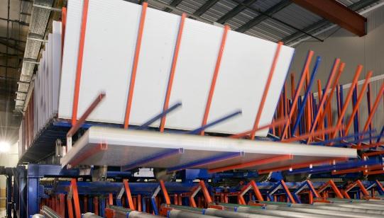 Hemsec insulated panels
