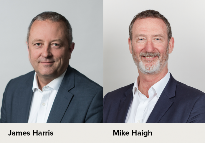 Mike Haigh, James Harris, Mott MacDonald