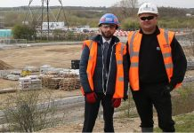 work experience, Morgan Sindall