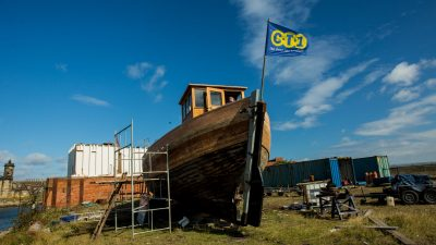 CT1 Construction Sealant used to restore historic ships for D-Day anniversary