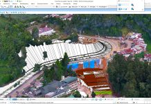 BIM, landslide, Bentley's integrated BIM technology,