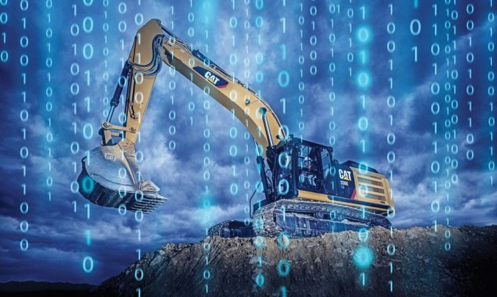 Construction equipment, big data,
