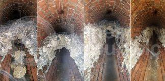 Fatbergs, concretebergs, drainage