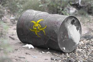 Land contamination