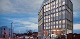 government hub, mace, interiors, nottingham