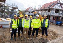 housing development, Aster,