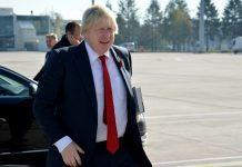 boris johnson, built environment, BESA,