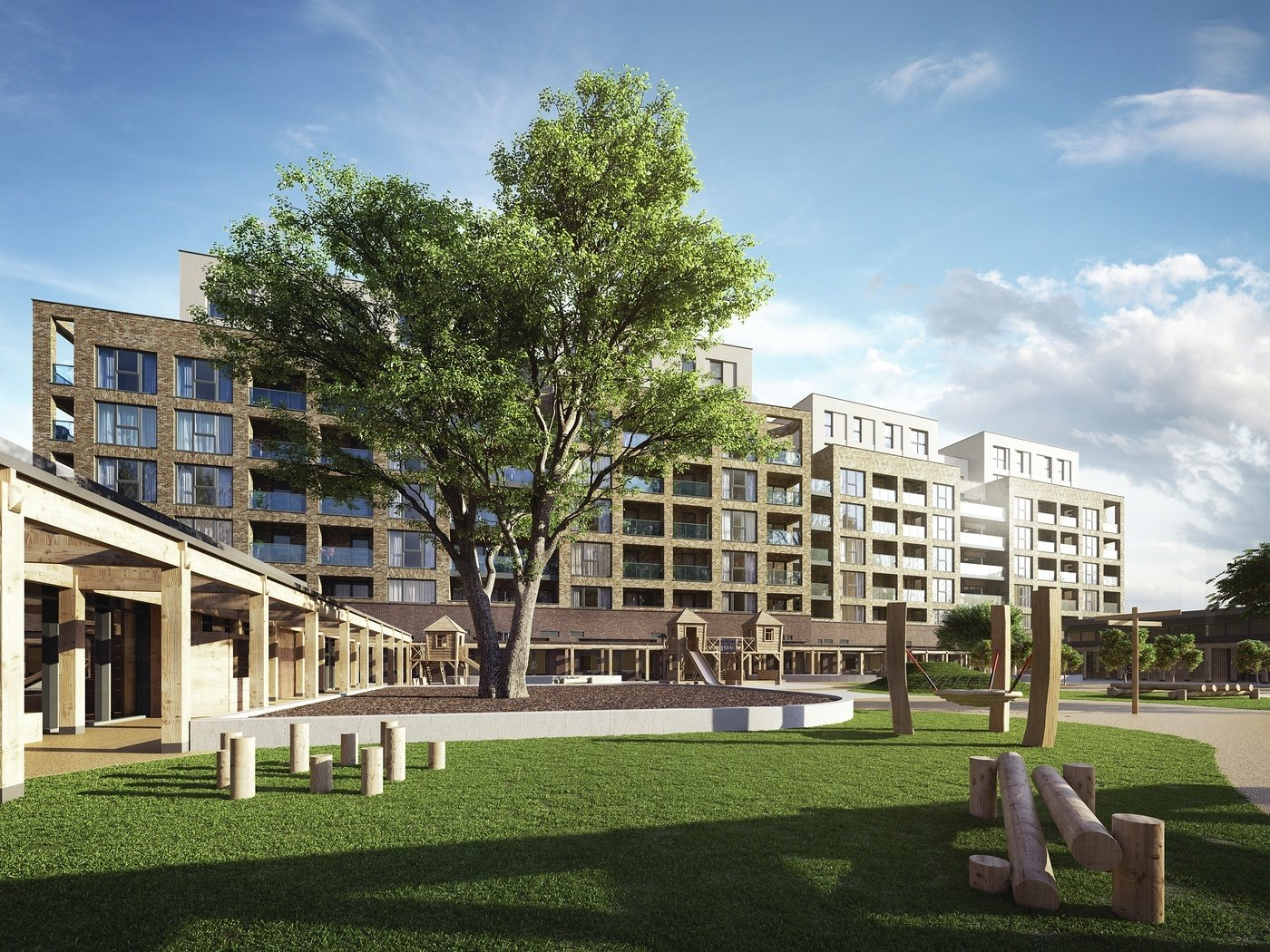 CBRE announces plans to acquire Telford Homes