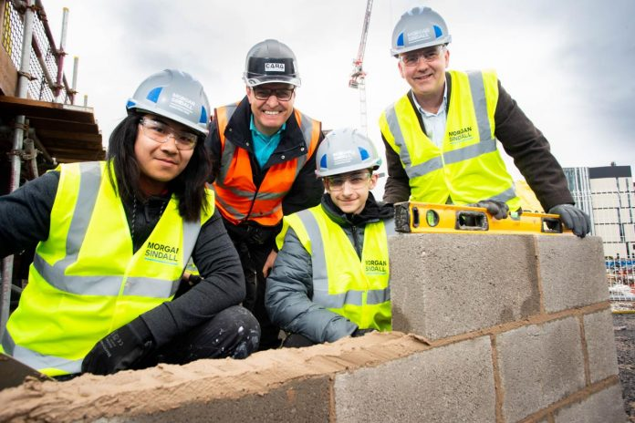 Brickwork Academy, CITB, Bricklayers,