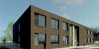Cedars Academy, redevelopment, interserve