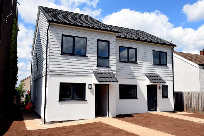 modular homes, Littlethorpe,