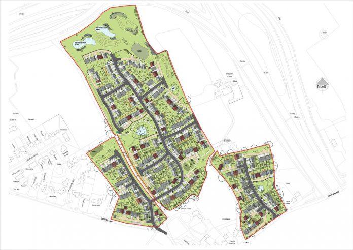 D'Urton Lane, Willmott dixon, Trafford Housing Trust, new homes, homes england