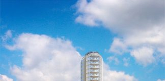 affordable residential tower, housing crisis,