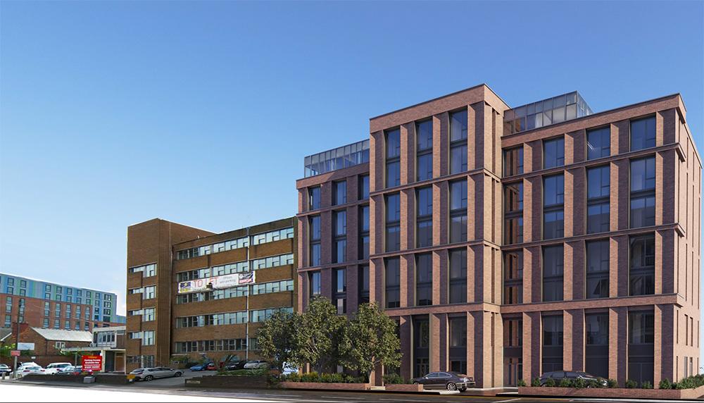 student accommodation, Godwin Developments, Derby City Council