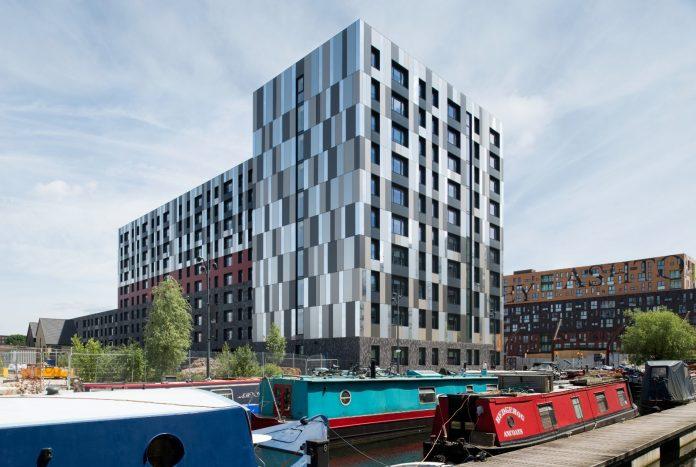 residential development, graham, Weavers Quay