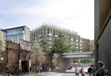 Camden Goods Yard regeneration,