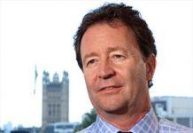 Mark Morris, Interserve, chief financial officer