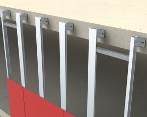 NVF2F, cladding support,