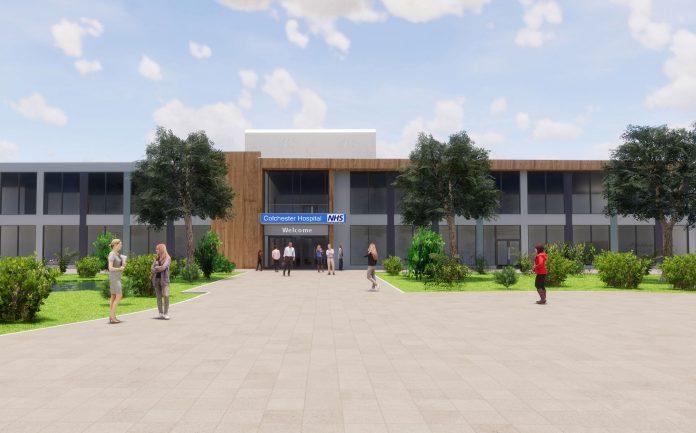 Colchester Hospital, Seddon, NHS
