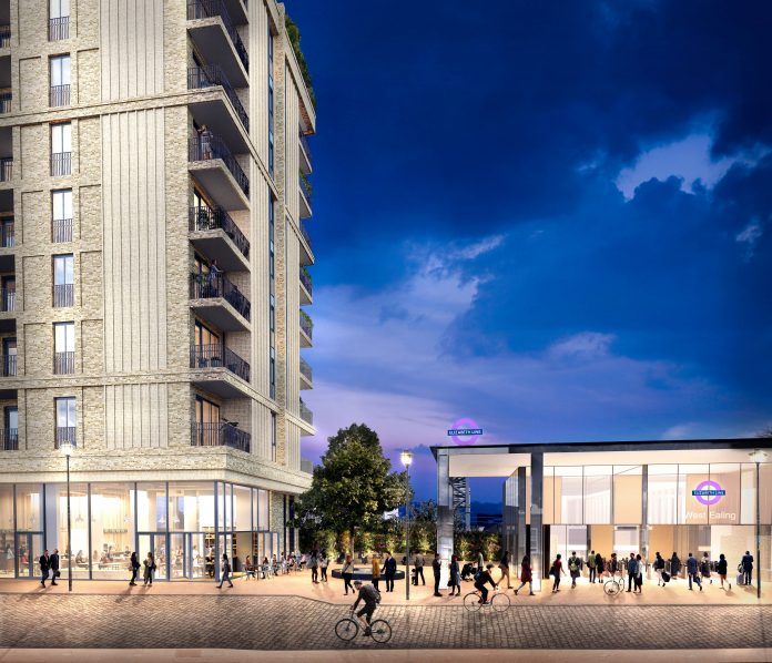 West Ealing residents, affordable homes, Southern Grove