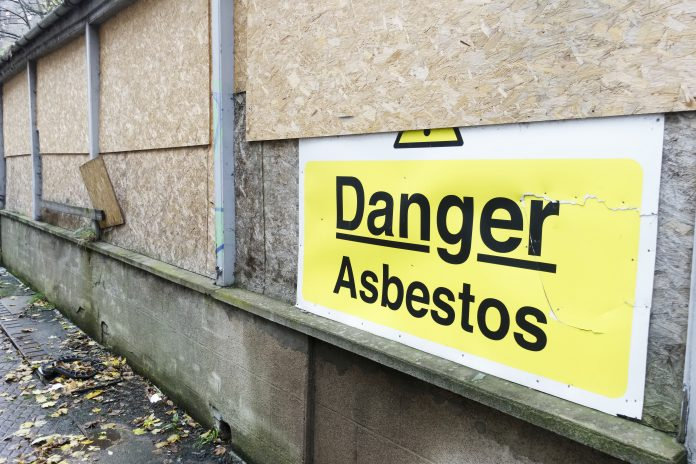Asbestos insulation, Health and Safety, HSE